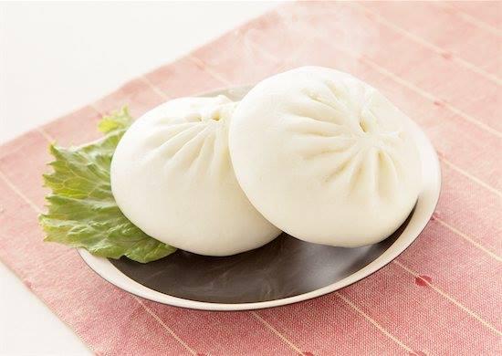 làm bánh bao chay từ sữa tươi và nước cốt dừa đơn giản mà thơm ngon