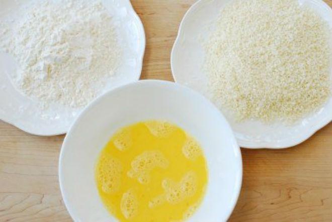 cách làm phô mai que tại nhà- chuẩn bị bột