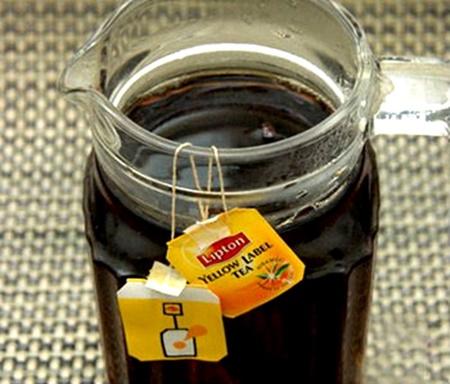 Cách làm trà sữa - pha trà