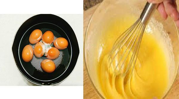 Cách làm bánh gato - đánh bông trứng