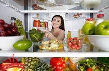 Bí kíp khử mùi tủ lạnh hiệu quả từ nguyên liệu trong bếp